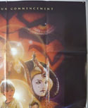 STAR WARS EPISODE 1 (Top Right) Cinema French Grande Movie Poster