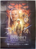 STAR WARS EPISODE 1 Cinema French Grande Movie Poster