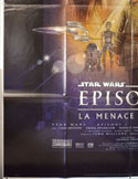 STAR WARS EPISODE 1 (Bottom Left) Cinema French Grande Movie Poster