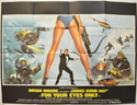 007 : For Your Eyes Only <p><i> (James Bond) </i></p>