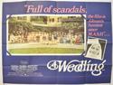 A WEDDING Cinema Quad Movie Poster