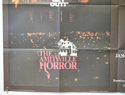 THE AMITYVILLE HORROR (Bottom Left) Cinema Quad Movie Poster