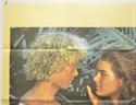 THE BLUE LAGOON (Top Left) Cinema Quad Movie Poster