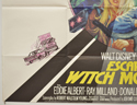 ESCAPE TO WITCH MOUNTAIN (Bottom Left) Cinema Quad Movie Poster