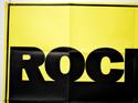 ROCKY II (Top Left) Cinema Quad Movie Poster