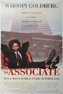 THE ASSOCIATE Cinema One Sheet Movie Poster