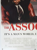 THE ASSOCIATE (Bottom Left) Cinema One Sheet Movie Poster