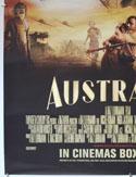 AUSTRALIA (Bottom Left) Cinema One Sheet Movie Poster