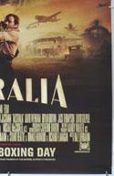 AUSTRALIA (Bottom Right) Cinema One Sheet Movie Poster