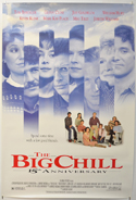 Big Chill (The) <p><i> (15th Anniversary re-release Poster) </i></p>
