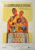 Detroit 9000 <p><i> (1998 re-release poster) </i></p>