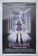 DOLLY DEAREST Cinema One Sheet Movie Poster