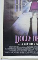DOLLY DEAREST (Bottom Left) Cinema One Sheet Movie Poster