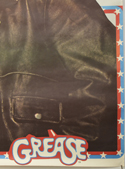 GREASE (Bottom Right) Cinema Movie Poster