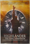 Highlander : The Final Dimension