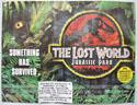 JURASSIC PARK II : THE LOST WORLD Cinema Quad Movie Poster