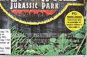 JURASSIC PARK II : THE LOST WORLD (Bottom Right) Cinema Quad Movie Poster