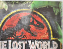 JURASSIC PARK II : THE LOST WORLD (Top Right) Cinema Quad Movie Poster