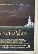 THE LAWNMOWER MAN (Bottom Right) Cinema One Sheet Movie Poster