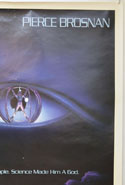 THE LAWNMOWER MAN (Top Right) Cinema One Sheet Movie Poster