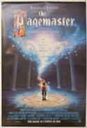 Pagemaster (The) <p><i> (Teaser / Advance Version) </i></p>