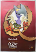 Quest For Camelot <p><i> (Bladebeak Teaser / Advance Version) </i></p>