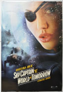 Sky Captain And The World Of Tomorrow <p><i> (Angelina Jolie Teaser Version) </i></p>