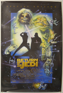 Star Wars Episode VI : The Return Of The Jedi <p><i> (1997 Special Edition One Sheet Poster) </i></p