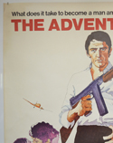THE ADVENTURERS (Top Left) Cinema 4 Sheet Movie Poster