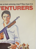 THE ADVENTURERS (Top Right) Cinema 4 Sheet Movie Poster