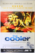 THE COOLER Cinema 4 Sheet Movie Poster