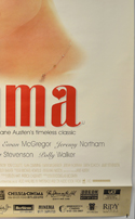 EMMA (Bottom Right) Cinema 4 Sheet Movie Poster