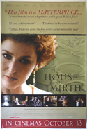 THE HOUSE OF MIRTH Cinema 4 Sheet Movie Poster
