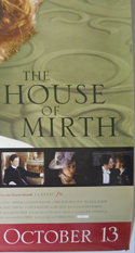 THE HOUSE OF MIRTH (Bottom Right) Cinema 4 Sheet Movie Poster