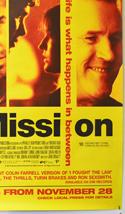 INTERMISSION (Bottom Right) Cinema 4 Sheet Movie Poster