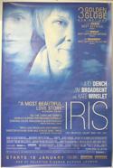 IRIS Cinema 4 Sheet Movie Poster