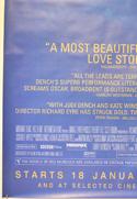IRIS (Bottom Left) Cinema 4 Sheet Movie Poster
