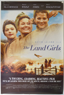 Land Girls (The) <p><i> (British 4 Sheet Poster) </i></p>