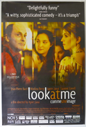 Look At Me <p><i> (British 4 Sheet Poster) </i></p>