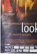 LOOK AT ME (Bottom Left) Cinema 4 Sheet Movie Poster
