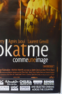 LOOK AT ME (Bottom Right) Cinema 4 Sheet Movie Poster