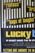LUCKY BREAK (Bottom Left) Cinema 4 Sheet Movie Poster