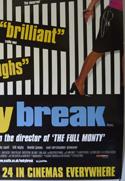 LUCKY BREAK (Bottom Right) Cinema 4 Sheet Movie Poster