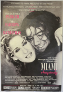 Miami Rhapsody <p><i> (British 4 Sheet Poster) </i></p>