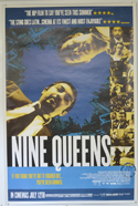 Nine Queens <p><i> (British 4 Sheet Poster) </i></p>