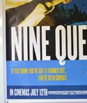 NINE QUEENS (Bottom Left) Cinema 4 Sheet Movie Poster