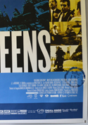 NINE QUEENS (Bottom Right) Cinema 4 Sheet Movie Poster