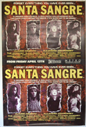 Santa Sangre <p><i> (British 4 Sheet Poster) </i></p>