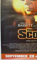 THE SCORE (Bottom Left) Cinema 4 Sheet Movie Poster