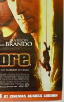 THE SCORE (Bottom Right) Cinema 4 Sheet Movie Poster